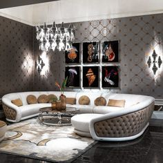 Luxury Furniture Designer High Quality End Hotel Design For Room