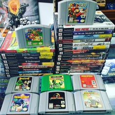 Curious one by collectorcave #retrogaming #microhobbit (o) http://ift.tt/1PSlr0U in: New retro games a lot of hot titles for PS2 & N64! Get em while supplies last! New comics are in as well. #theCave #Humpday #Comics #Games #Collectibles #RetroGaming #Bronx #Pelhambay