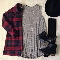 Look fashion, #bohemio, #legins, #cute, #comodo, #fashion, #casual, #moda, #outfits, #estilo, #informal, #botines, #sombrero