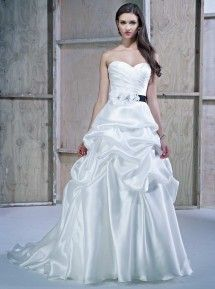 GInza Wedding Gown - Ella Rosa - Style #BE184