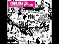 """Robot Snares Got No Cadence or Balance"" by Prefuse 73."