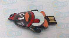 Tencent penguin custom gift Usb disk animals flashdrives