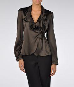 Armani Collezioni Shirts for Women