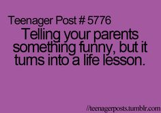 All the Time..