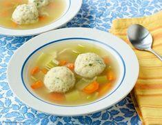 Matzo Ball Soup - Always a favorite!
