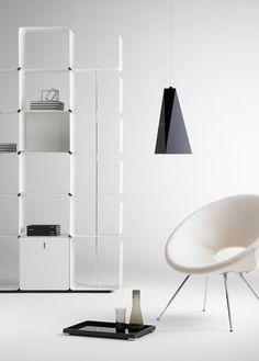 Elegant KONNEX 3teiliges Regalsystem #arshabitandi #living #wohnen #regal #shelf  #skandnavisch | WOHNEN | Inspirationen | Pinterest | Shelves