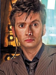 VOTE: Is David Tennant's Doctor The Coolest Character On TV?      Digital Spy are on a mission to find the coolest TV character of all time and David Tennant's portrayal of the Tenth Doctor in sci fi se...