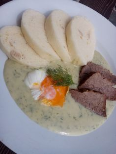 Czech Recipes, Homeland, Eggs, Breakfast, Cake, Pie, Egg, Mudpie, Cakes