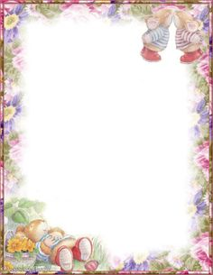country companions Free Printable Stationery, Printable Paper, Text Frame, Borders And Frames, Baby Scrapbook, Paper Decorations, Writing Papers, Paper Crafts, Boarders