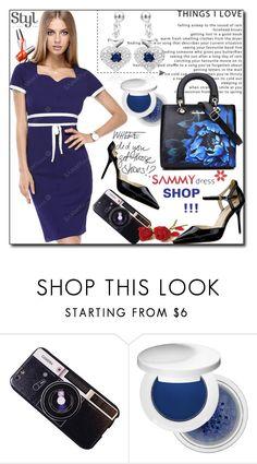 """Fashion Sweetheart 15 / III"" by esma178 ❤ liked on Polyvore featuring Chicnova Fashion, Estée Lauder and vintage"