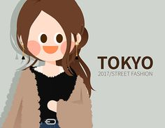 """Check out new work on my @Behance portfolio: """"2017 TOKYO girls fashion in F/W"""" http://be.net/gallery/57409949/2017-TOKYO-girls-fashion-in-FW"""