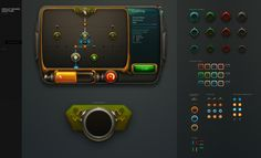 Dribbble - PRODUCTION_CircuitBoardCrafting.jpg by Miguel Angel Durán