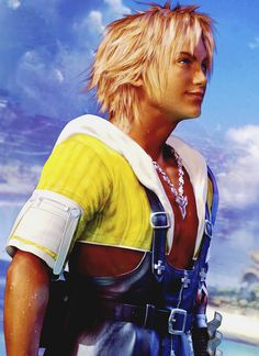 Final Fantasy X - Tidus