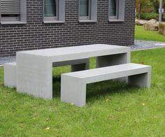 Möbel von stayconcrete besitzen eine einzigartige Oberflächenstruktur und können auf jeden Einrichtungsstil individuell abgestimmt werden.