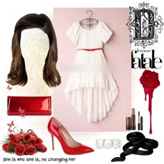 """Maria - West Side Story"" by cettacon on Polyvore"