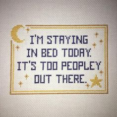 Thrilling Designing Your Own Cross Stitch Embroidery Patterns Ideas. Exhilarating Designing Your Own Cross Stitch Embroidery Patterns Ideas. Funny Cross Stitch Patterns, Cross Stitch Borders, Modern Cross Stitch, Cross Stitch Designs, Cross Stitching, Cross Stitch Embroidery, Embroidery Patterns, Hand Embroidery, Cross Stitch Pillow