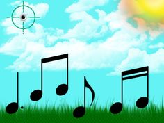 ''music shot''