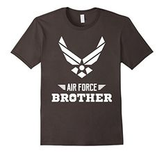 Mens-Air-Force-Brother-T-shirt-Birthday-Gift-0