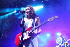 Warpaint @ III Points Festival 2015. Photos by Ally Marcus.