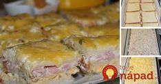 Recepti i Ideje Pizza Slider, Sandwiches, Muffin, Toast, Cooking Recipes, Pudding, Cheese, Chicken, Breakfast