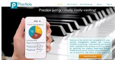 Practicia Mobile Music Practicing System Entering Beta This Fall. Sign up to be a fellow beta tester!