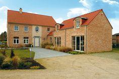 Maison rustique • nouvelle construction • Bierges • www.thomas-piron.eu # livios.be