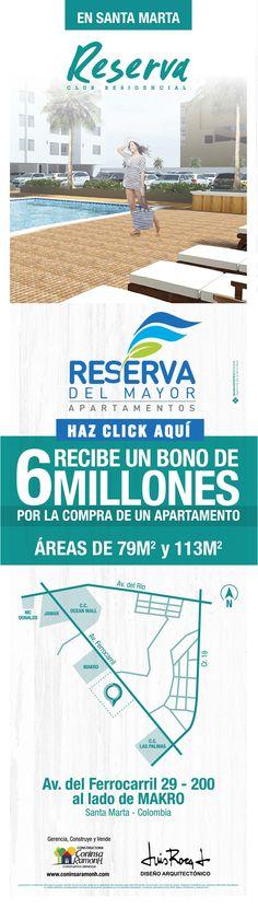#novoclick esta con el proyecto Reserva del Mayor - Santa Marta