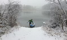 You CAN sup in winter with the right gear! Delmarva Board Sport Adventures has all your cold weather gear for sale in our Rehoboth store and our online store. http://www.delmarvaboardsportadventures.com/store/