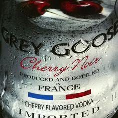 Cherry Grey Goose
