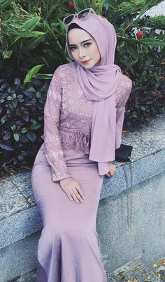 Hijab Chic, Hijab Style, Muslim Fashion, Hijab Fashion, Fashion Outfits, Beautiful Muslim Women, Beautiful Hijab, Hijabi Girl, Girl Hijab