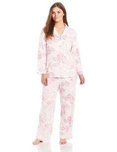 Fashion Bug Womens Plus Size El Dorado Pajama Set. Pajama Set, Pajama Pants, Plus Size Sleepwear, Best Pajamas, Pjs, Plus Size Fashion, Curvy, Gowns, Website