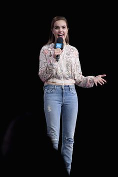 Bailee Madison Photos Photos - Celebs Attend WE Day New York Welcome to Celebrate Young People Changing the World - Zimbio