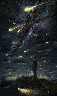 deviantart: Meteor by *BrandonStricker