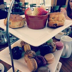 Afternoon tea with the ladies after an amazing  spa day #spaday #weekendaway #authorlife #authorsofinstagram