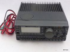 """Sale!!!! YAESU FT-900 HF ALL MODE Radio Used + Collins Filter $120 FREE SHIPPING  Buy / Comprarlo en  MH Parts and Facebook: us/ 630 Free Shipping  eBAY Price us/650 Free Shipping : https://www.ebay.com/itm/123208961790  Mercadolibre Correo Gratis: $2.000.000  Write Us / Escribanos """"MH Parts always thinking in our Ham Radio stations"""" """"MH Parts siempre pensando en nuestros Radioaficionados"""" #electronic #radio #hamradio #icom #yaesu #kenwood #swap #radioaficionados #radioaficionado #cw #cq…"""