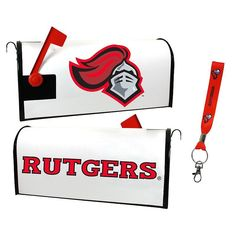 Rutgers Scarlet Knights 2-Piece Lifestyle Package, Multicolor