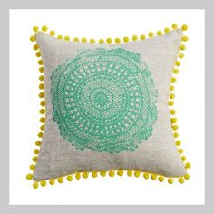 http://lumiereartandco.com.au/shop/decorate/cushions/yellow-pom-pom-mandala-cushion-cover
