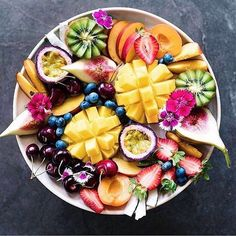 How appetising does this look! Feeling fruity #fruit #food #healthyeating #yummy #fruity #tasty