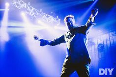 Guy Garvey of Elbow. <3