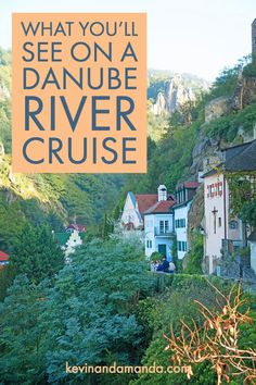 Thinking about taking a Danube River Cruise? Cruising through the Wachau Valley is one of the highlights of a Danube River Cruise. Travel Advice, Travel Tips, Travel Ideas, Top Cruise Lines, Wachau Valley, Places To Travel, Places To Visit, Danube River Cruise, European River Cruises