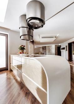 Moderní byt | Účko trochu jinak? V této kuchyni ano!