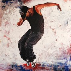 Street dancer V * See this great product. (This is an affiliate link)
