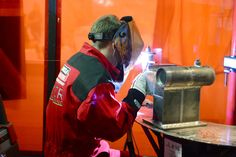 Day 3 competitions: Reece Taylor - Welding