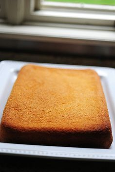 Tres Leches cake. This isn't a very appealing picture, but for some reason the only one I could pin...