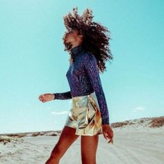 Watch Corinne Bailey Rae's new single 'Been To The Moon'