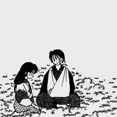 Sango and Miroku