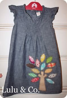 Cutest  fall dress over at little pumpkin grace