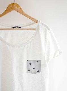 Zelf kleren pimpen zonder naaien!