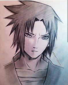 Naruto Sketch, Naruto Drawings, Anime Drawings Sketches, Naruto Art, Anime Sketch, Anime Naruto, Wallpaper Naruto Shippuden, Naruto Wallpaper, Naruto Eyes