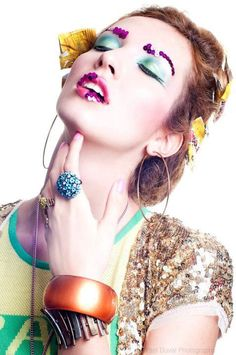 Bright + Sequins (Photography by Yael Duval)